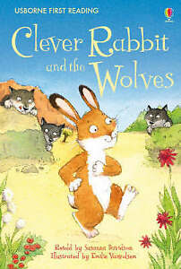 Clever-Rabbit-And-Wolves-by-Susanna-Davidson-Hardback-2008
