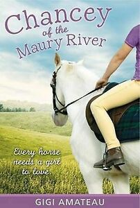 Chancey of the Maury River-ExLibrary