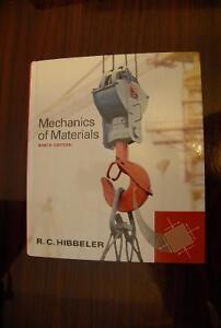 Mechanics of Materials by Hibbeler, 9 ed