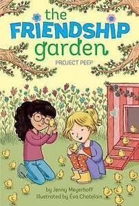Project Peep By Meyerhoff, Jenny 9781481439145 -Hcover