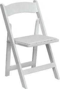 Wood Folding ChairseBay
