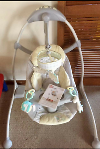 Baby swing in excellent condition Munno Para West Playford Area Preview