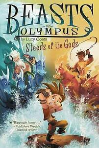 Steeds of the Gods By Coats, Lucy -Paperback