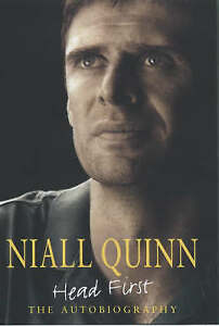 Celtic,Ireland book - Niall Quinn