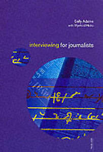 Interviewing for Journalists (Media Skills)-ExLibrary