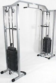 Cable Crossover Machine - workout gym