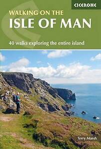 Walking on the Isle of Man by Terry Marsh (Paperback, 2015) NEW BOOK