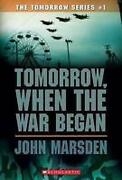 Tomorrow When The War Began Books