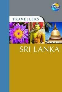 Sri Lanka (Travellers - Thomas Cook) (Travellers Sri Lanka), Good Condition Book