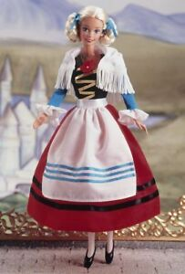 Collectible German Barbie