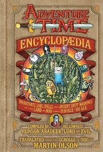 The-Adventure-Time-Encyclopaedia-Inhabitants-Lore-Spells-and-Ancient