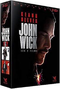 Action dvd movies John wick chapters 1 and 2  $63.00 plus taxes
