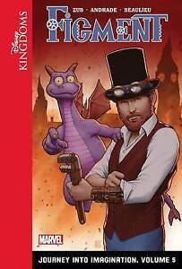 Figment: Journey Into Imagination: Volume 5 By Zub, Jim -Hcover
