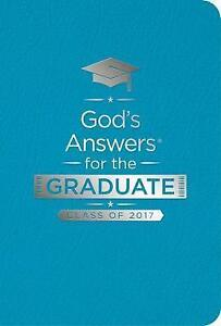 God-039-s-Answers-for-the-Graduate-Class-of-2017-Teal-Bible-Nkjv-by-Jack-Countr