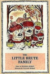 NEW The Little Brute Family by Russell Hoban