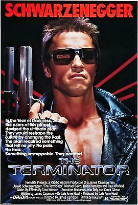 """Terminator The Poster 16""""x24"""""""