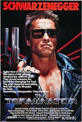 """Terminator The Poster 27""""x40"""""""