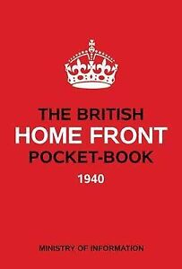 The-Home-Front-Pocket-Book-by-Brian-Lavery-Hardback-2010-homework-present-gift