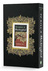 NEW To Kill a Mockingbird Slipcased Edition by Harper Lee