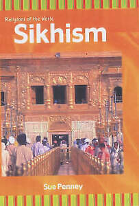 """VERY GOOD"" Penney, Sue, Religions of the World Sikhism Hardback, Book"