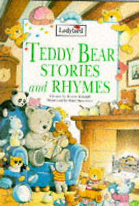 """AS NEW"" Teddy Bear Stories and Rhymes (Ladybird Paperback), , Book"