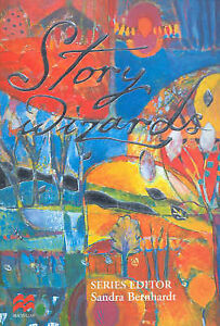 Storywizards-By-Sandra-Bernhardt-Paperback-Free-Shipping-Unused