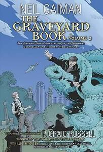 The Graveyard Book Graphic Novel: Volume 2 by Neil Gaiman, P Craig Russell (Pap…