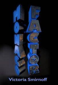 NEW The Monaco Factor by Victoria Smirnoff