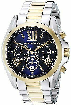 Michael Kors MK5976 Bradshaw Two Tone Stainless Steel Men's Watch