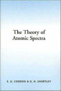The Theory of Atomic Spectra-ExLibrary