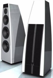 Meridian DSP7200 Speakers & 808.3i CD Player/Controller