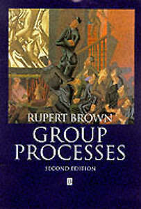 Group Processes, Rupert Brown