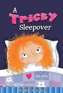 A Tricky Sleepover By Greve, Meg -Hcover