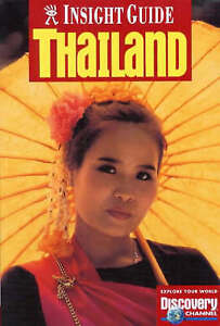 """""""VERY GOOD"""" Thailand Insight Guide (Insight Guides), , Book"""