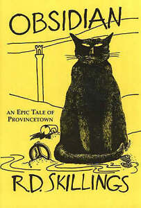 Obsidian: An Epic Tale of Provincetown by R. D. Skillings (Paperback, 2001)