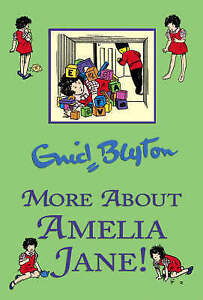 More About Amelia Jane!, Blyton, Enid, Very Good Book