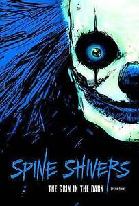 The Grin in the Dark (Spine Shivers) by Darke, J. A.