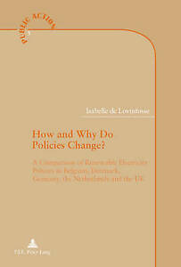 How And Why Do Policies Change? Lovinfosse  Isabelle De 9789052013985