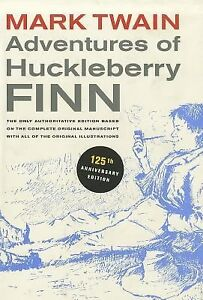 a brief review of mark twains book adventures of huckleberry finn It is told in the first person by huckleberry huck finn mark twain began a book i am writing an essay on mark twain and adventures of huckleberry finn.