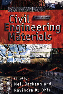 Civil Engineering Materials, , New Book