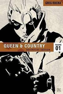 Queen and Country: v. 1: Definitive Edition (Paperback, 2008) 9781932664874