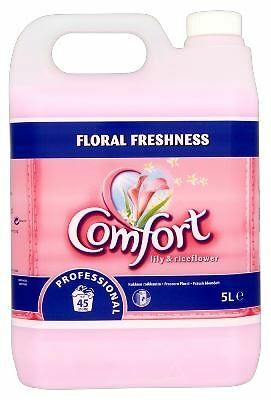 COMFORT LILY AND RICEFLOWER PINK 2 X 5LITRES