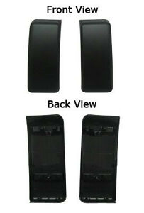 NEW FORD F150 FRONT BUMPER PADS -  BUMPERETTES