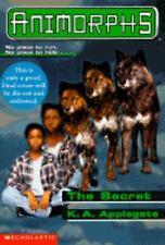 NEW ANIMORPHS #9 THE SECRET BOOK K.A. APPLEGATE PB