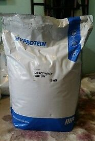 My Impact Whey protein 5kg