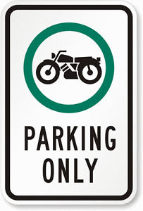 Parking for Motorcycle - Stationnement pour Moto - PVM