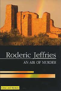 Jeffries, Roderic, An Air of Murder (Inspector Alvarez Novel), Very Good Book