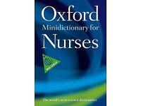 Minidictionary for Nurses by Oxford University Press (Paperback, 2008)