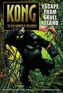 Escape from Skull Island (King Kong (Childrens)),GOOD Book