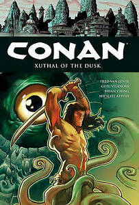 Conan, Volume 19: Xuthal of the Dusk by Van Lente, Fred -Paperback